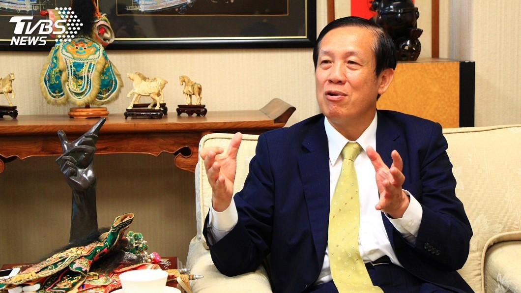 圖/中央社 賴正鎰:早預測郭台銘最終不會選總統