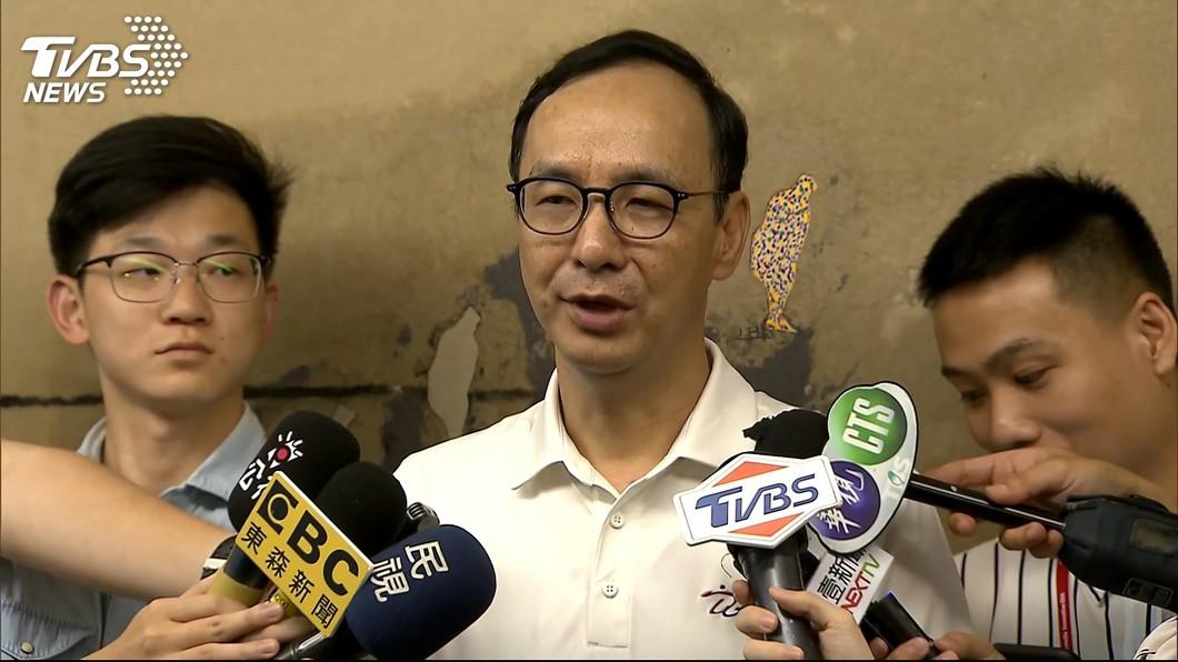 圖/TVBS 韓若出線後聲勢下跌 傳藍營將上演換柱2.0