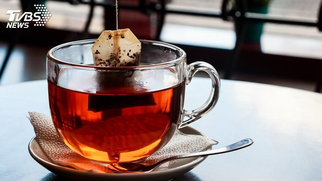 圖/達志影像美聯社 長條狀茶包好方便 攪拌1分鐘就可飲用