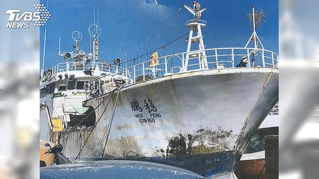 圖/中央社 菲籍漁工海上喋血8人亡 屏檢起訴要求從重量刑