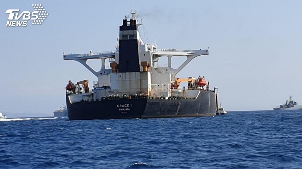 油輪遭英國扣押 伊朗警告若不釋放將報復