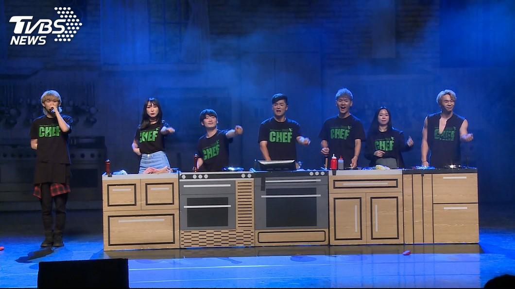 用口技煮菜! 韓國「廚師秀」為台粉學中文