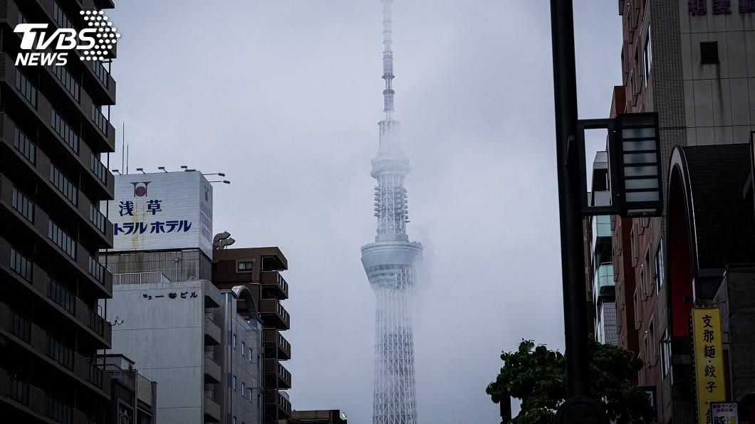 示意圖/TVBS 日本梅雨季還沒過 東京26來年最冷夏天