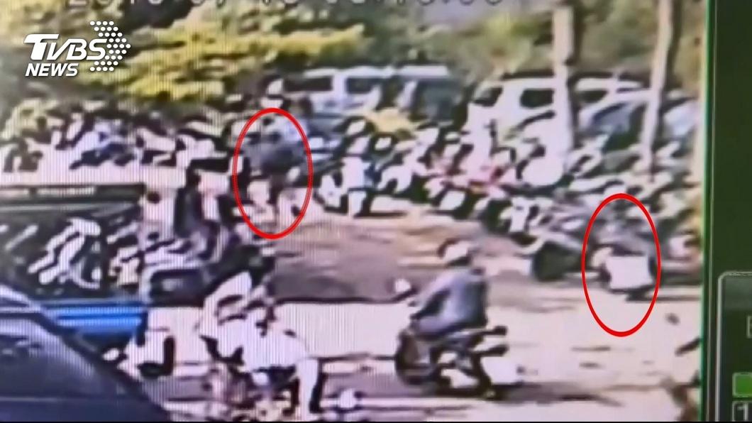 圖/TVBS 疑不滿交往被阻刺死女友母親 男依殺人罪送辦