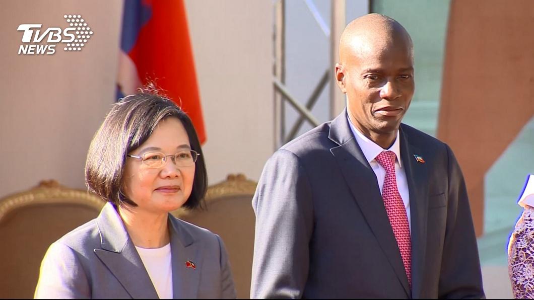 圖/TVBS 散布「總統送海地45億」假消息 7旬婦被罰3千元