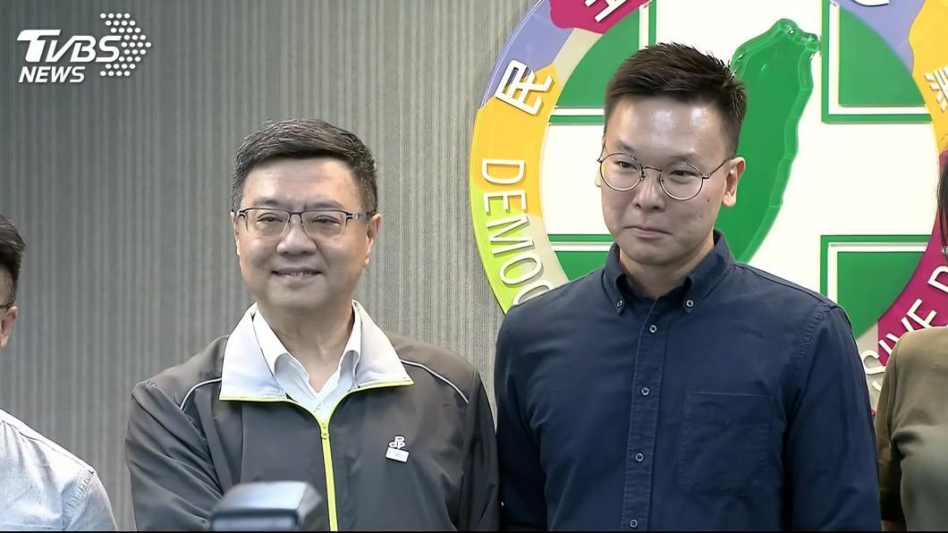圖/TVBS 柯文哲批民進黨說謊成性 卓榮泰:不公平