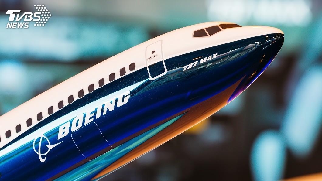 示意圖/TVBS 737商用客機20多年來首度停產 波音危機加深
