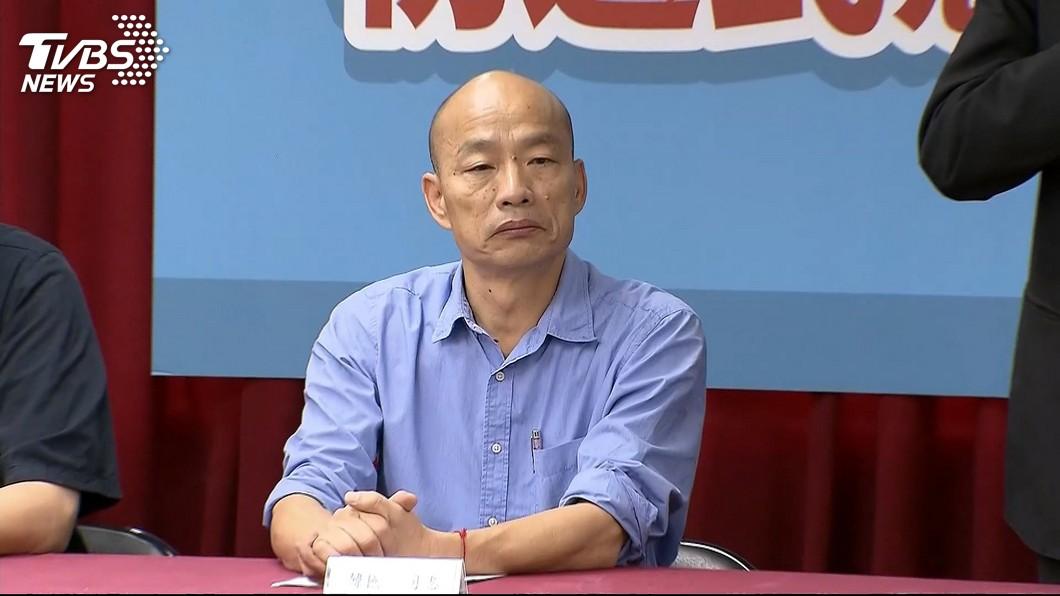 圖/TVBS 優良教師拒和韓握手 幼兒園長:不喜歡他但以禮相待