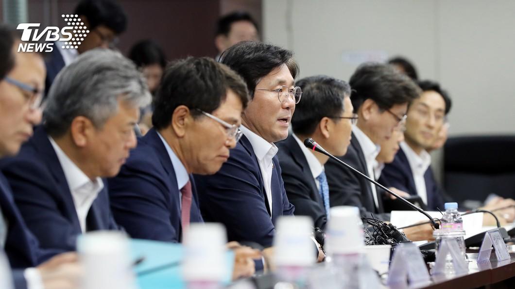 圖/達志影像美聯社 反擊日韓貿易戰 南韓控訴:更多日製品進北韓