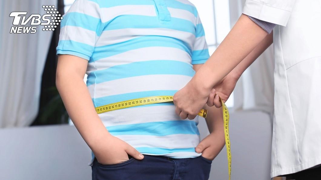 男孩跳了一年後體重反而飆升到48公斤。示意圖/TVBS