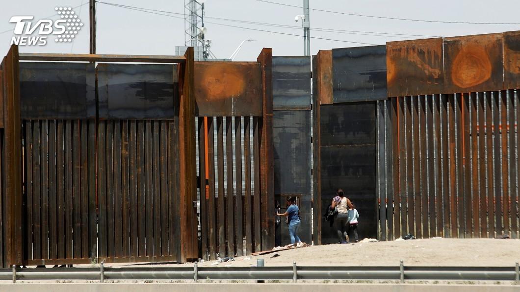 圖/達志影像路透社 美國宣布限制申請庇護 盼遏止中美洲非法移民
