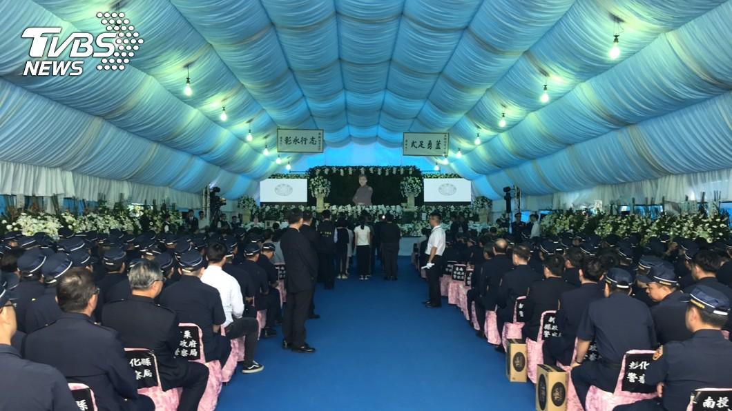 圖/TVBS 李承翰因公殉職獲最高撫卹 遺族約可領1200萬