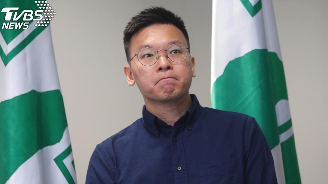 圖/中央社 看看民進黨新副秘書長! 他籲吳敦義2020後交棒