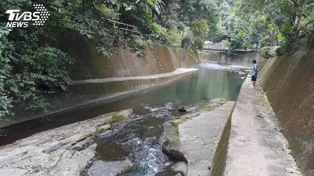 圖/中央社 親子出遊野溪溺水 母子3人獲救父陷昏迷