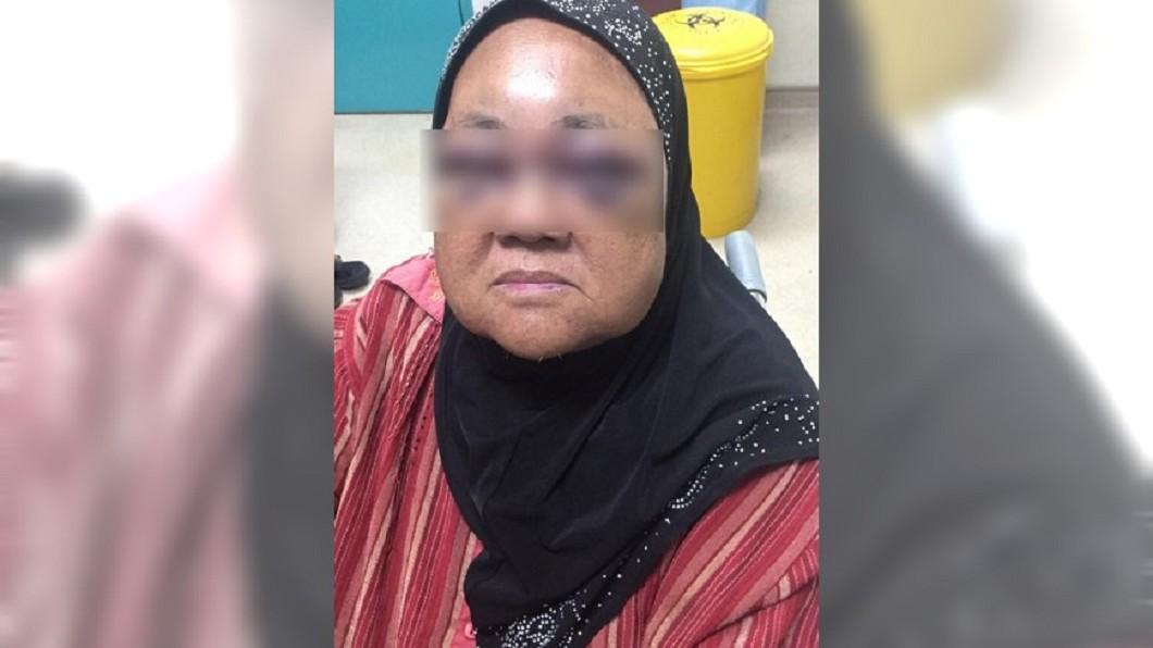圖/翻攝自 中國報 8月嬰哭鬧 無業孫婿痛毆69歲祖母:這麼老還不知死
