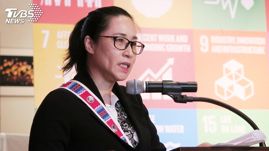圖/中央社 時力仲裁委員會決議 維持高潞除名裁決