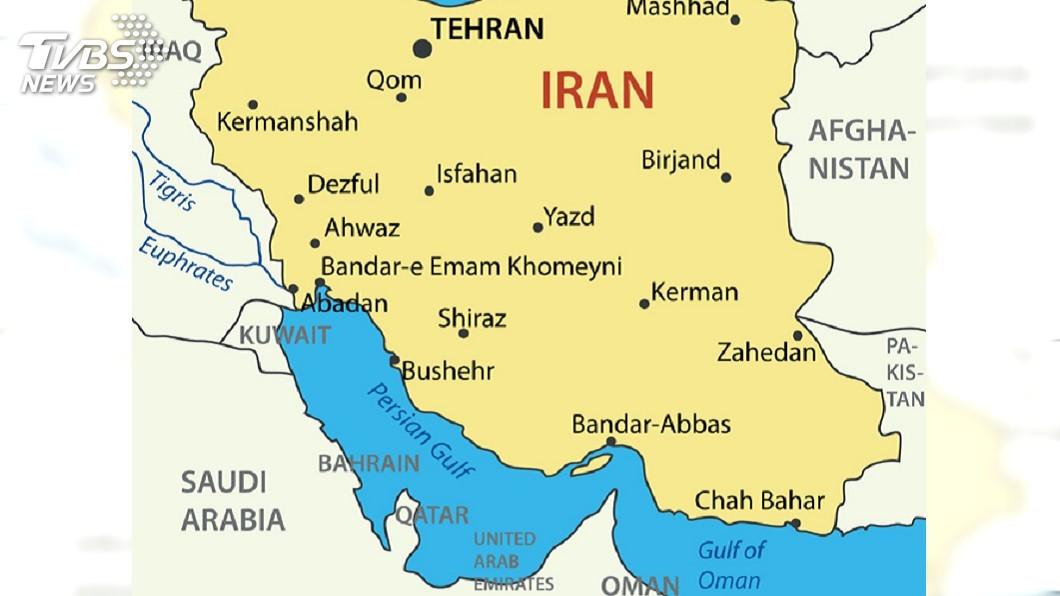 示意圖/TVBS 外籍油輪波灣消失 伊朗稱接獲求救予以協助