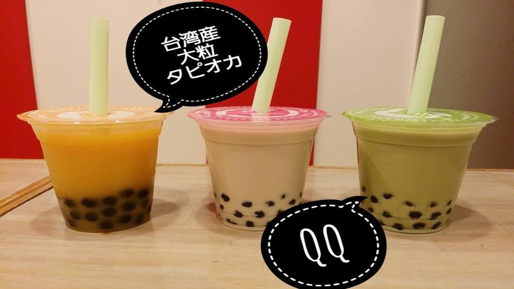 圖/翻攝自 台湾麺線臉書 日本掀第三波珍奶潮 粉圓銷售暴量斷貨