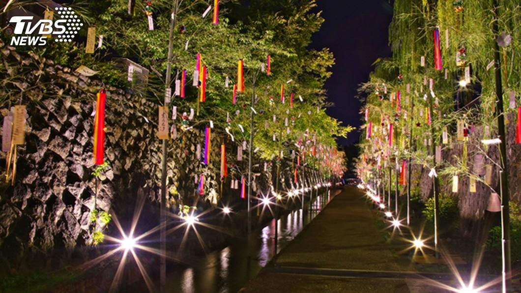 圖/樂天旅遊提供 日本5大七夕祭典8月登場 煙火大會巨型燈籠超浪漫