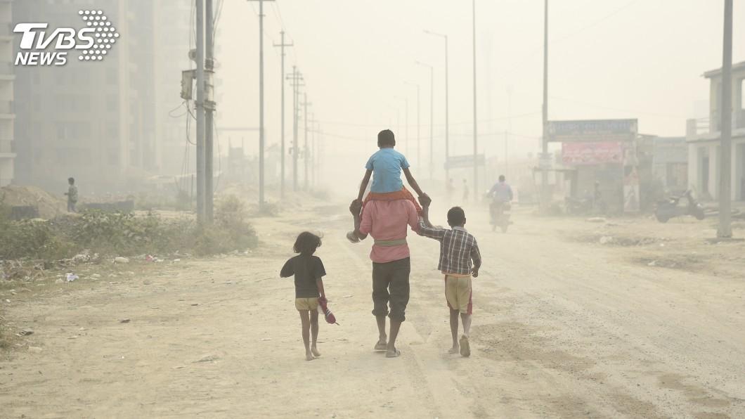 圖/達志影像美聯社 德里被指不安全城市 每天至少17名兒童失蹤