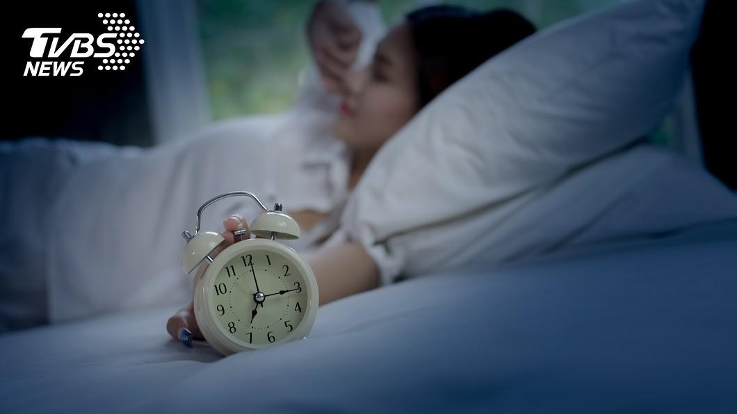 圖/TVBS示意圖 裝潢送「鬧鐘」!她一看竟發現針孔 還對著床偷拍