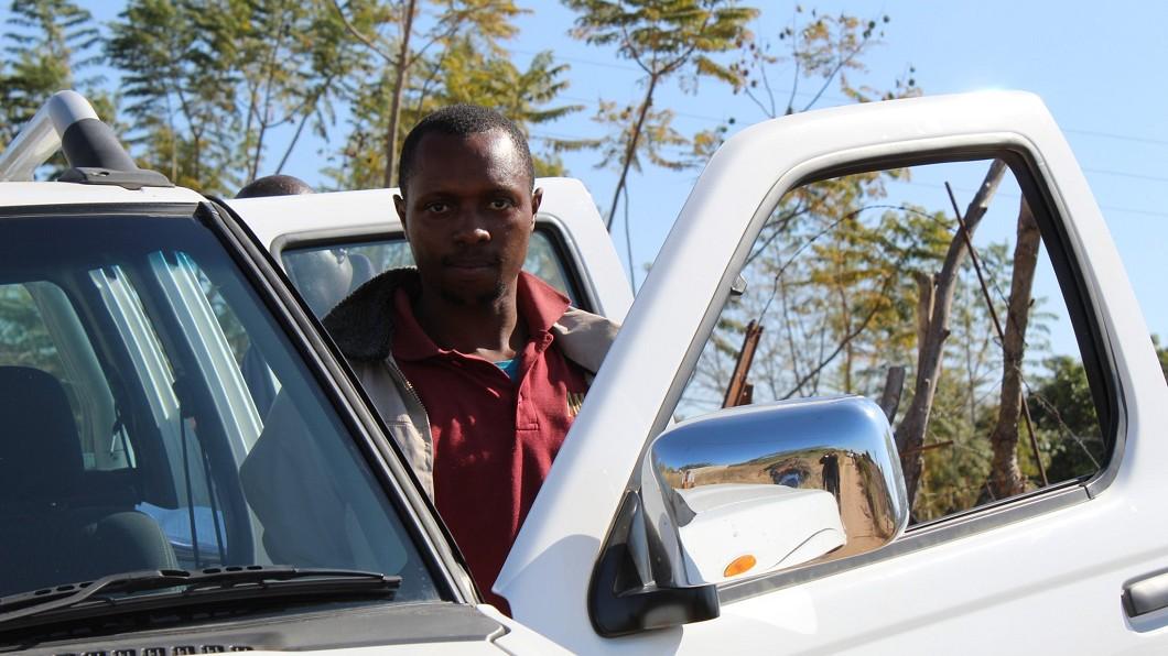 穆達威(Julius Mndawe)。圖/翻攝mwelimasilela推特