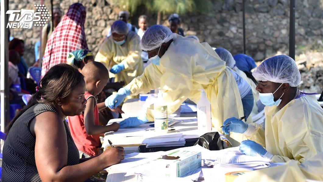 圖/達志影像路透社 伊波拉疫情恐加速擴散 外交部:有意願貢獻國際防疫