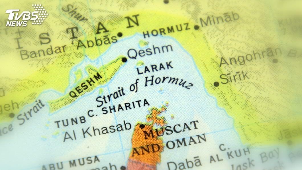示意圖/TVBS 美官員:美軍艦上週可能擊落2架伊朗無人機