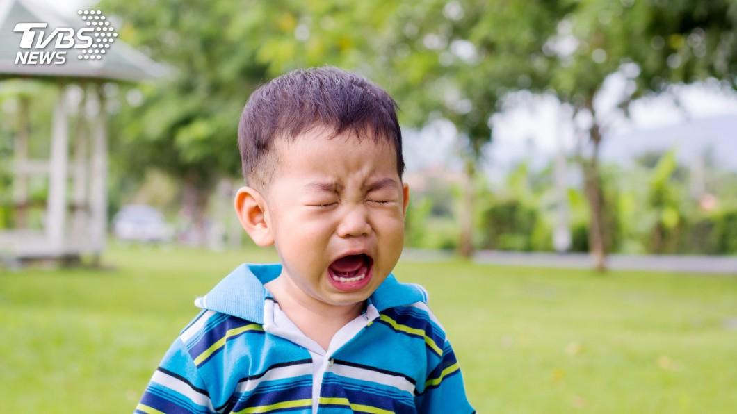 示意圖,與本事件人物無關。圖/TVBS 3歲童回家狂喊痛!「小小鳥」腫2倍大 媽嚇壞急送醫