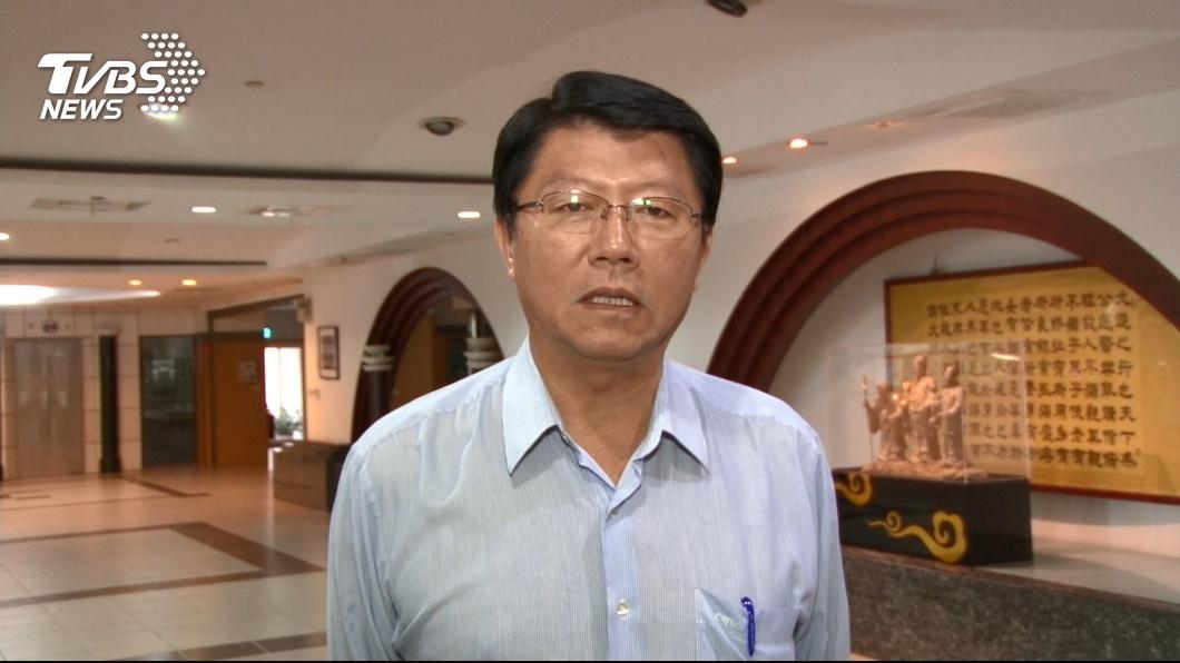 圖/TVBS 是否接受國民黨不分區安排 謝龍介下午說明