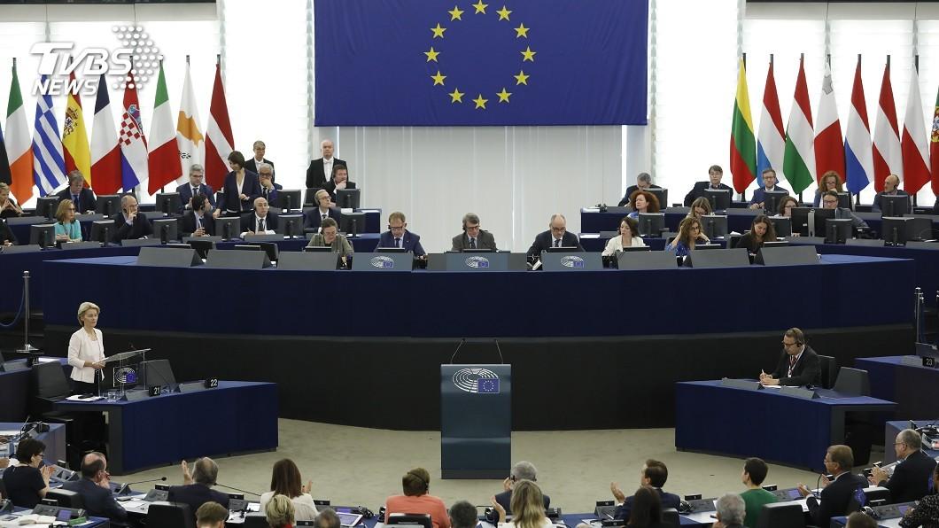 圖/達志影像美聯社 歐洲議會決議挺抗爭 呼籲港府撤回修例