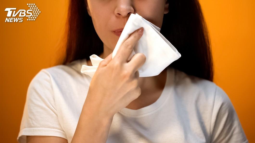 示意圖,非當事人。圖/TVBS 偷吃忘擦嘴!母趁女兒午睡偷溜 殘留「熟悉味道」被抓包