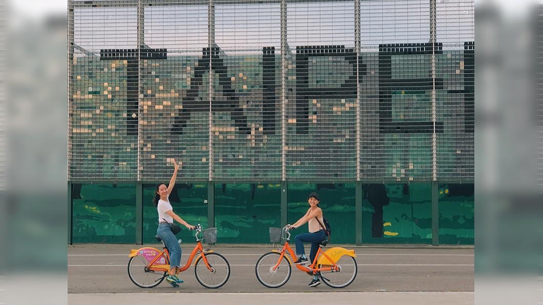 台北以U-bike奪下第17名,勝過加拿大蒙特婁、溫哥華及德國漢堡。圖/TVBS