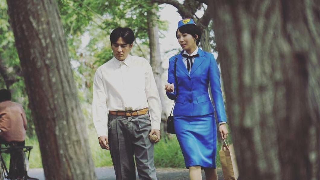 黃靖倫在戲劇《天之蕉子》中飾演自閉症患者。圖/翻攝自黃靖倫臉書