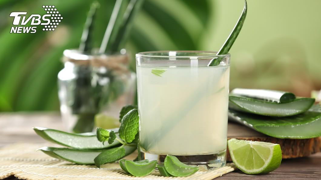 蜂蜜蘆薈檸檬含糖量超高。圖/TVBS