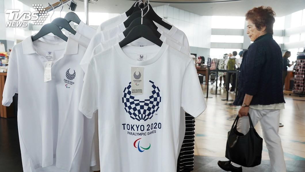 東京奧帕運將在明年7月開幕,東京街頭充滿奧運的氣氛,圖為奧運商品專賣店。圖/中央社 東京奧運怎麼辦? 環保再生與全民參與