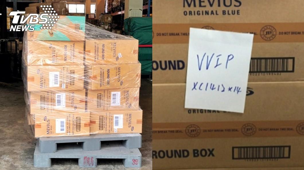 圖/TVBS資料畫面、中央社(民眾提供) 馬任內曾買4千條?他搭專機出訪10次 坦言:看了驚訝