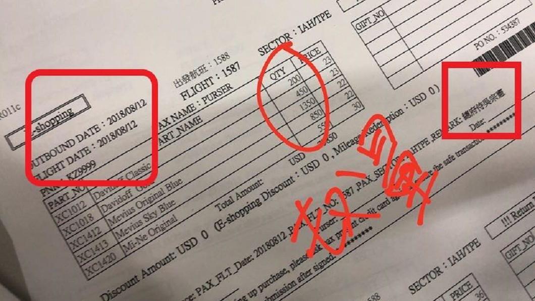 去年8月就有人爆出吳宗憲走私菸品3400條,為他弄了滿滿1個貨櫃。圖/翻攝爆料公社臉書粉絲頁
