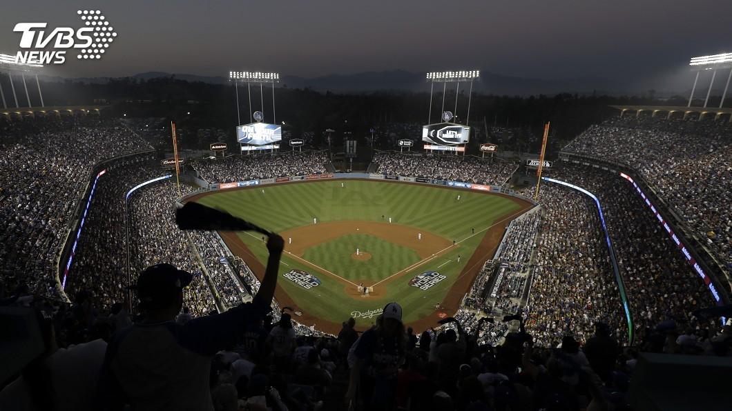 圖/達志影像美聯社 道奇砸31億元改造球場 迎2020大聯盟明星賽
