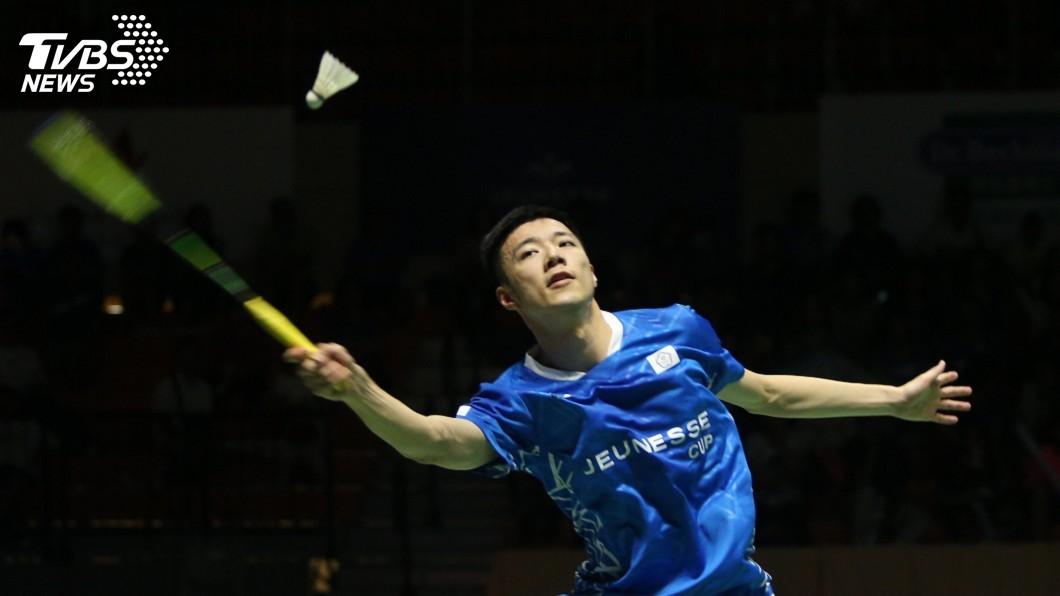 圖/中央社 日本羽賽先盛後衰 王子維首輪止步