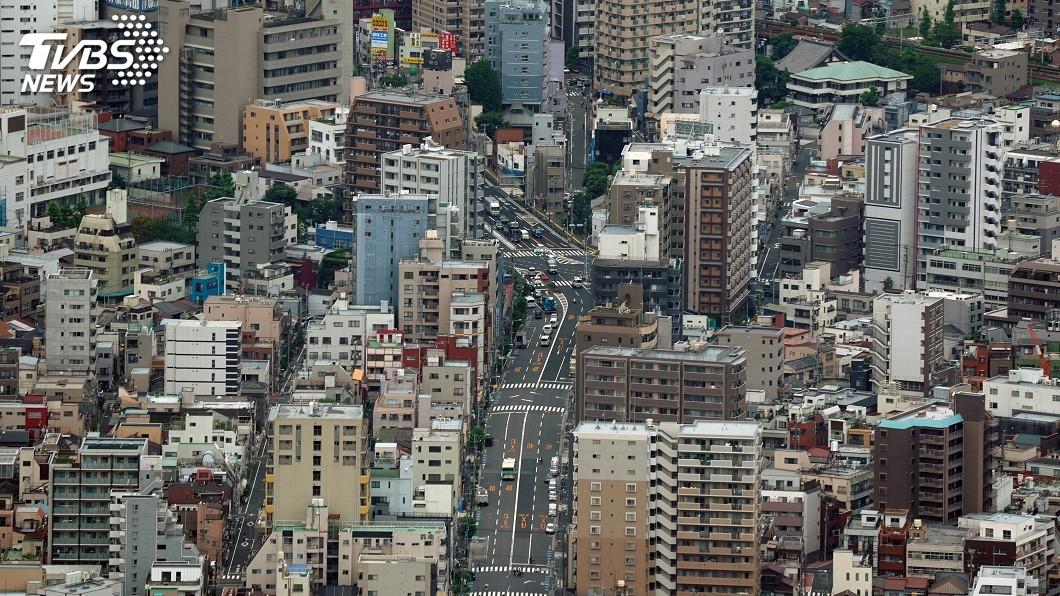 圖/中央社 賠錢還是經濟振興? 東京能否脫離奧運魔咒