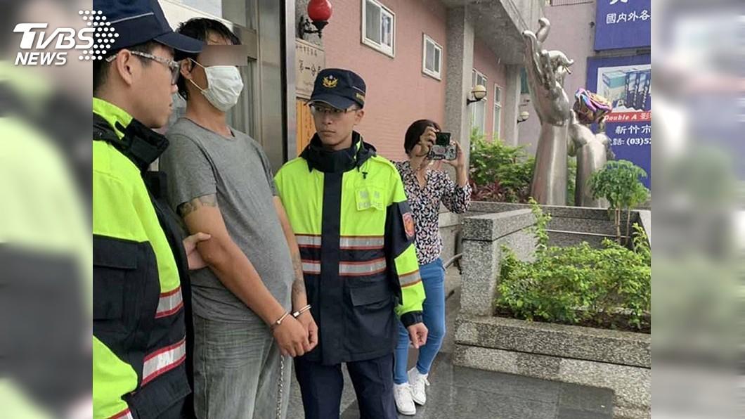 圖/中央社 逆子亂刀殺父棄屍 竹檢起訴求最嚴厲之刑