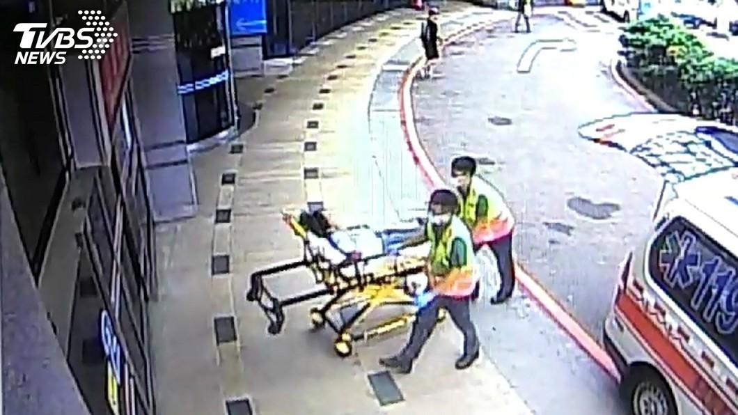 圖/中央社 台中少女疑不服管教 持刀砍傷母親被法辦