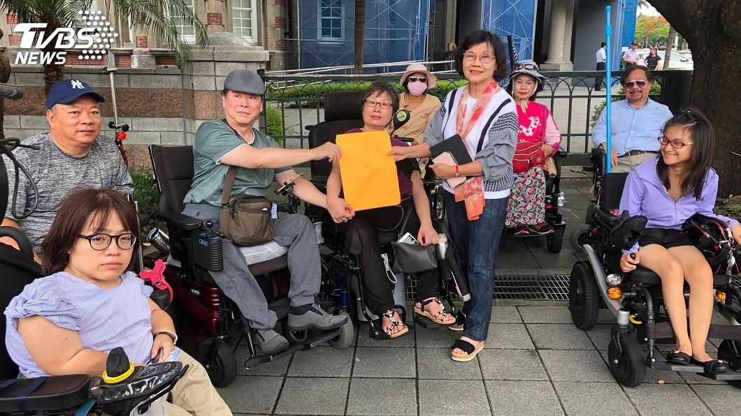 圖/中央社 衛福部擬推無障礙診所認證 身障團體:差別待遇