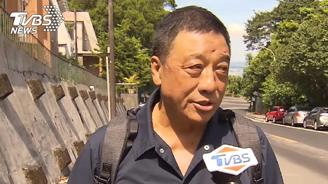 前國安局退役上校李天鐸。圖/TVBS 國安人員狂買免稅菸 退役上校曝「最大漏洞」:就在這裡