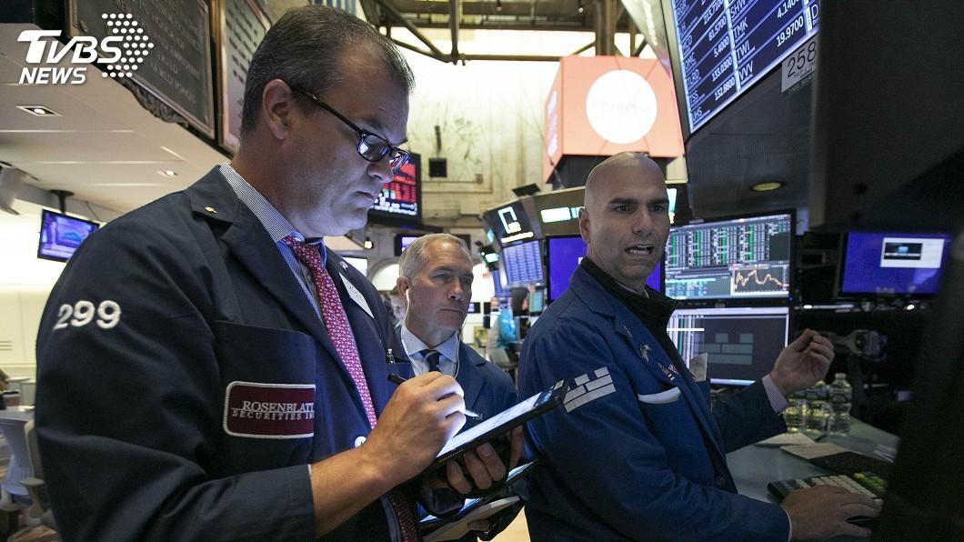 圖/達志影像美聯社 降息預期帶動美股創新高 法人示警回檔風險