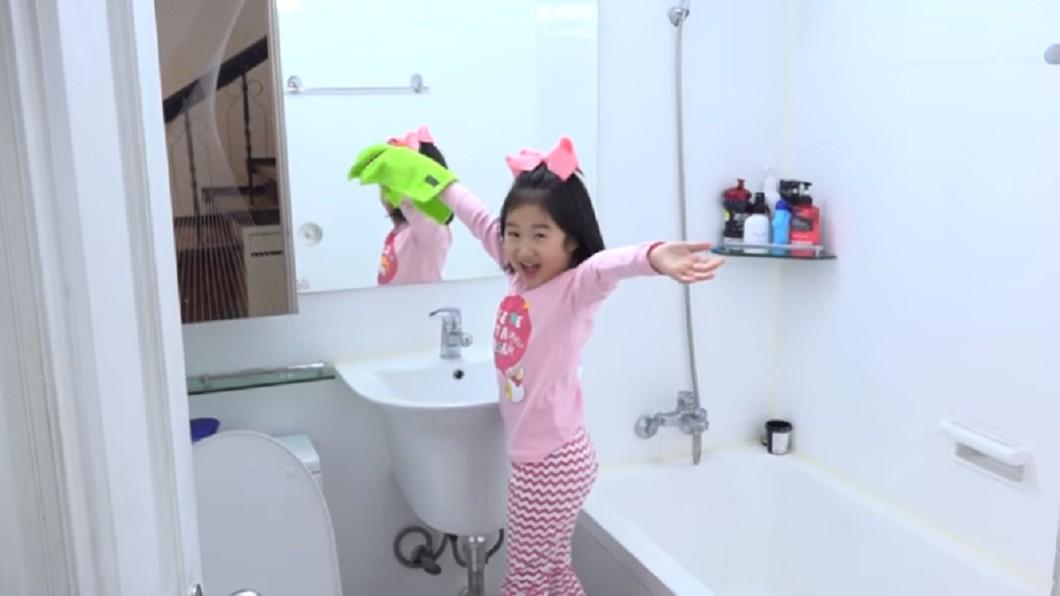 圖/翻攝自YouTube《Boram Tube Vlog》頻道 6歲的你在幹嘛? 女童靠自己買下3億豪宅