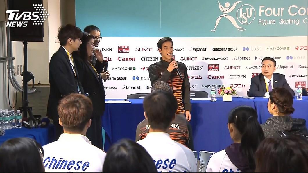 圖/TVBS 滑冰賽「被取消」 ISU打臉台灣冰協:自願放棄