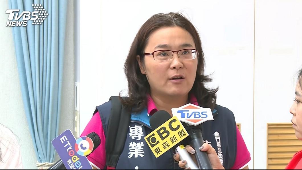 遭蘇揆批沒資格當國會議員 陳玉珍反嗆:台灣是地名