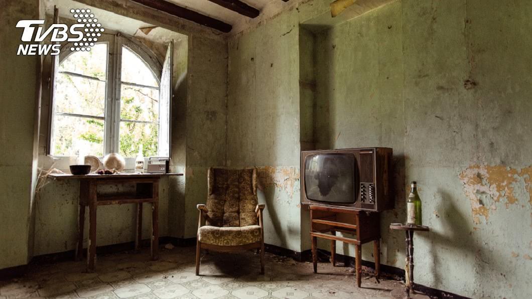鬼月避免看老房。示意圖/TVBS